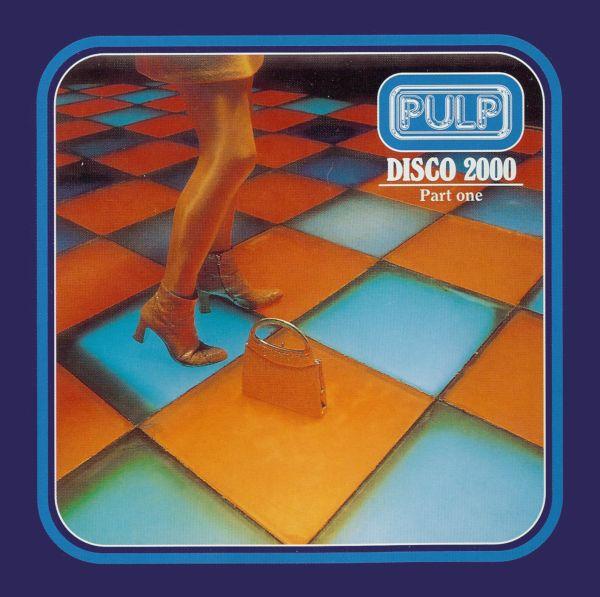 PulpWiki - Disco 2000 single artwork