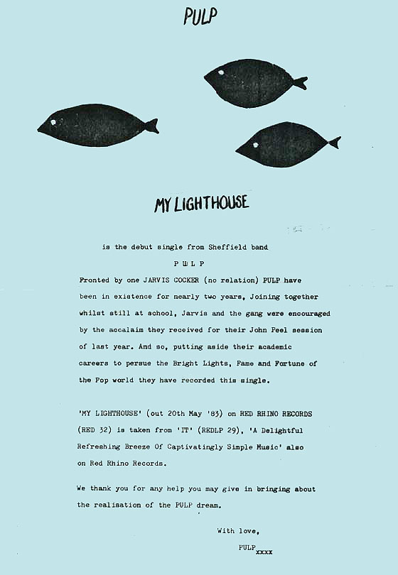 My Lighthouse press release