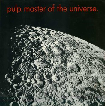 Master of the Universe single sleeve